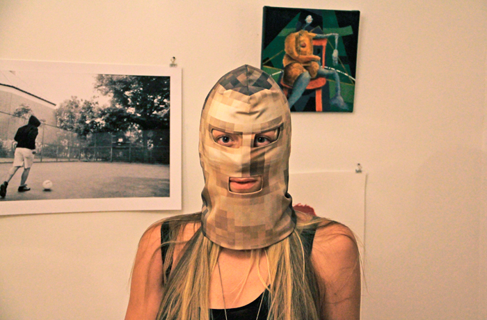 Pixelhead Portraits